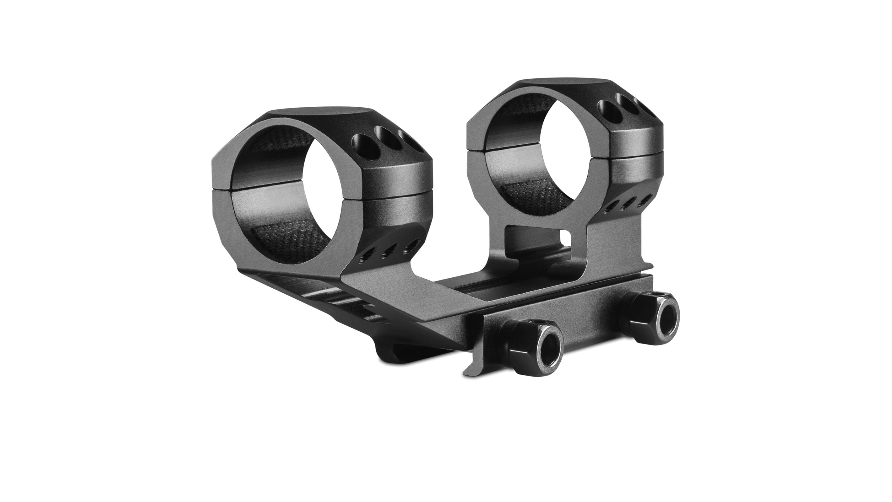 Tactical AR Cantilever Mount 30mm 1 Piece  Weaver High